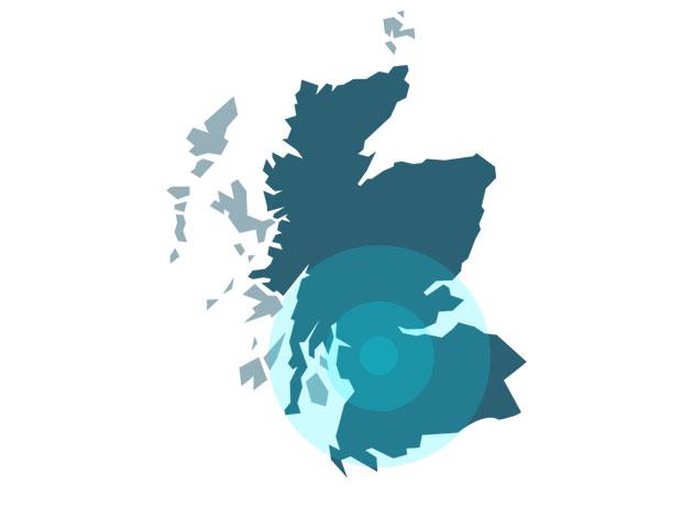 map-scotland